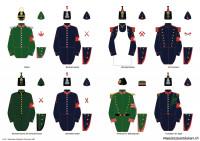 Ausschnitt_Uniformen_Schweizer_Armee_1852-1898