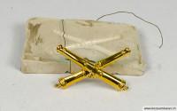 Tschakoabzeichen Artillerie Ord. 1852
