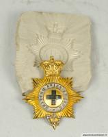 Abzeichen Britisch Swiss Legion