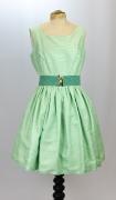 50er Jahre Abendkleid