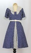 40er/50er Jahre Kleid