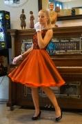 50er Jahre Petticoat Dress