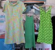Kleider 1970er
