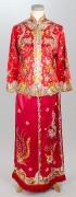 Chinesisches Hochzeitskleid