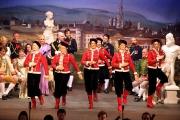Russische Folklore Frauen