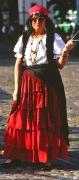 Kostüm Zigeunerin