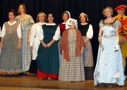 Biedermeier Damen