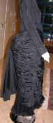 Kleid 1880 mit
