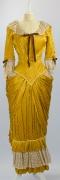 Belle Epoque Kleid gelb