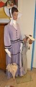 Jahrhundertwende Kleid
