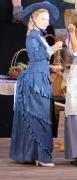 Jahrhundertwende Frauenkleid