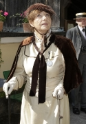 Jahrhundertwende Dame