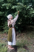 Mittelalter Bäuerin