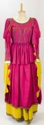 Mittelalter Damenkleid