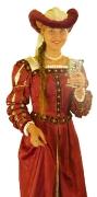 Renaissance Damenkostüm