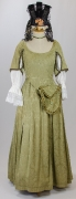 Barock Damenkleid