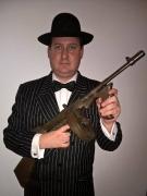 20er Jahre Mobster