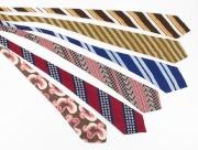 breite Krawatten 1970er