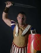 Römischer Krieger