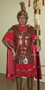 Centurion mit Standarte