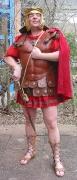 Centurion mit Gladius