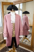 Rococo Bürger rosa