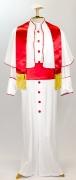 Einfaches Papst Kostüm