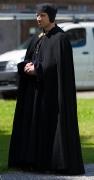 Mittelalter Geistlicher