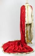 Königsmantel rot