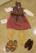 Mittelalter Bauer Kostüm