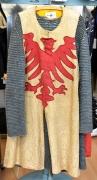 Mittelalter Adlerskapulier