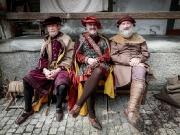 Mittelalter Herren