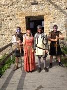 Mittelalter Kostüme / Highlander