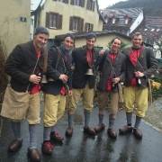 Schellen-Ursli Kostüme
