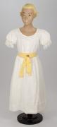 Jahrhundertwende Mädchenkleid