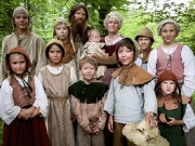 Mittelalter Kinderkostüme