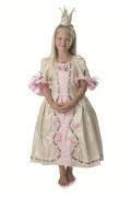 Prinzessinnenkleid beige