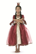 Prinzessinnenkleid rot