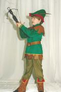 Robin Hood Knabenkostüm