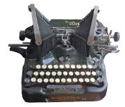 Oliver Typewriter No. 10 1915