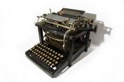 Schreibmaschine Remington Nr. 7 Jahrhundertwende