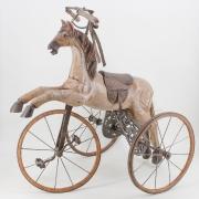 Dreirad Kinderspielzeug um 1900