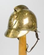 Helm der Feuerwehr Basel 1891