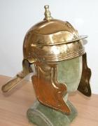 Römerhelm Legionär Messing