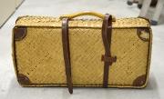 geflochtener Koffer klein