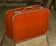 Reisekoffer 54x37x18 Leder