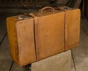 Reisekoffer 70x40x20 Leder