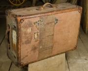 Reisekoffer 76x50x26 Leder