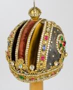reich verzierte Krone