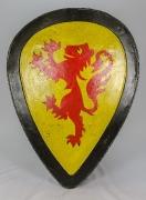 Mittelalterschild Löwe